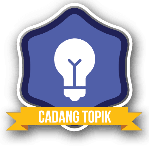Cadangkan Topik Tutorial
