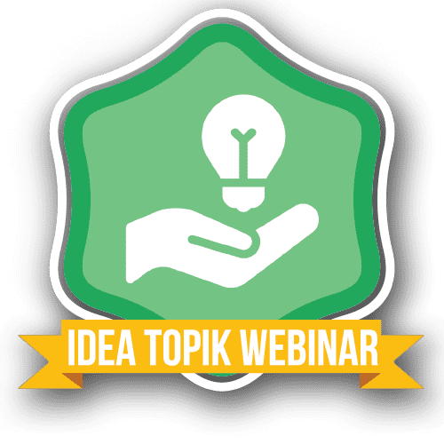 Idea Topik Webinar