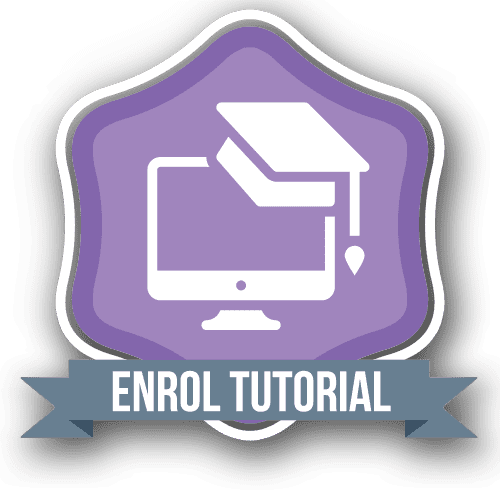 Enrol FREE Tutorial